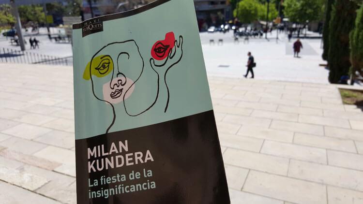 La fiesta de la insignificancia - Kundera