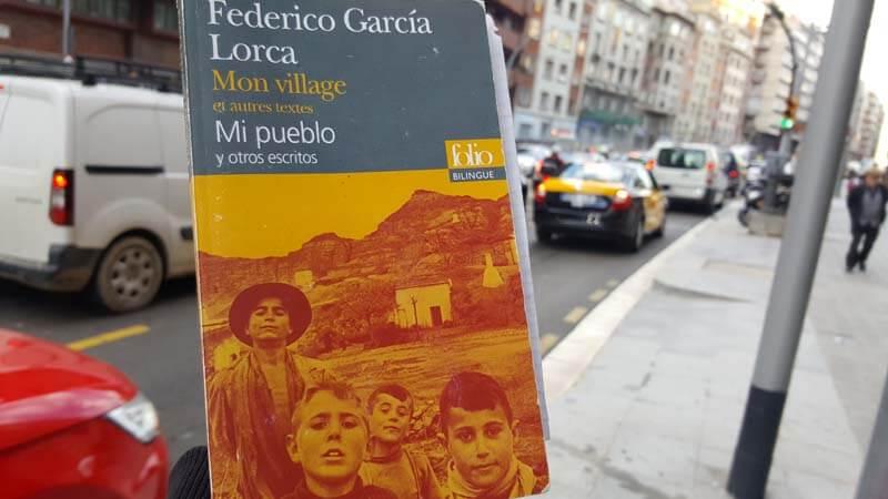 Mi Pueblo o nostalgias territoriales de Federico García Lorca