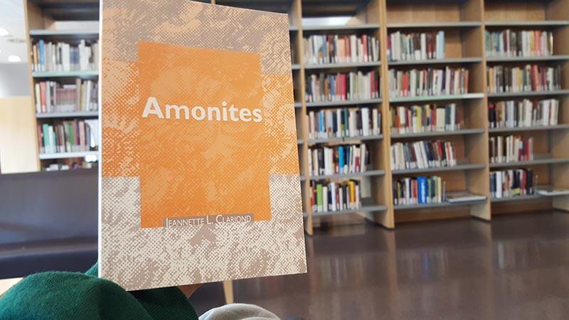 Amonites de Jeannette L. Clariond