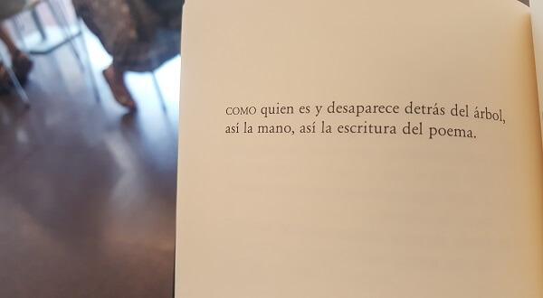 Poema del escritor Juan Pablo Roa