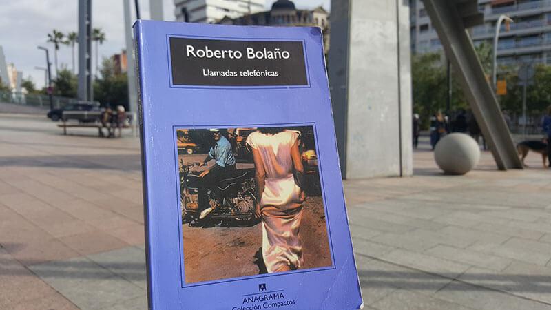 Reseña Llamadas Telefónicas de Roberto Bolaño