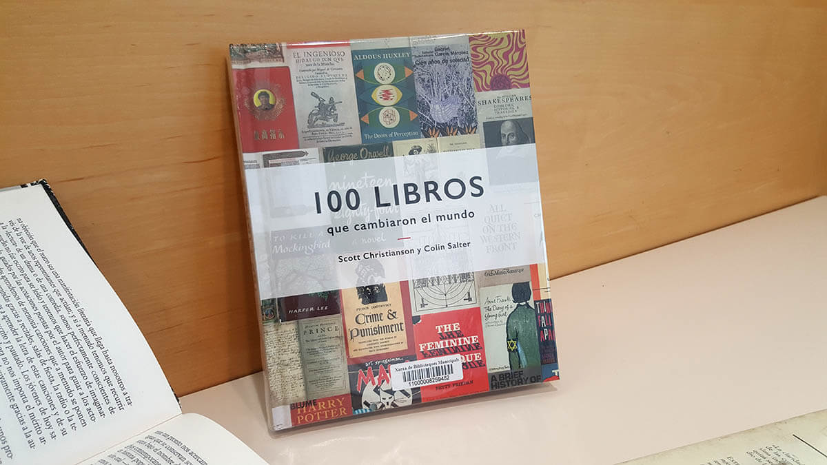 100 libros que cambiaron la historia de la humanidad