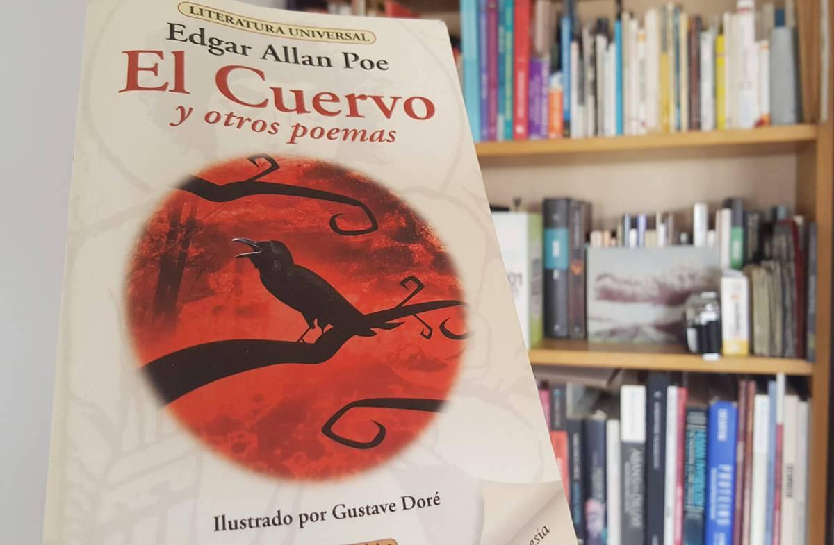 El cuervo de Edgar Allan Poe, poema y comentarios