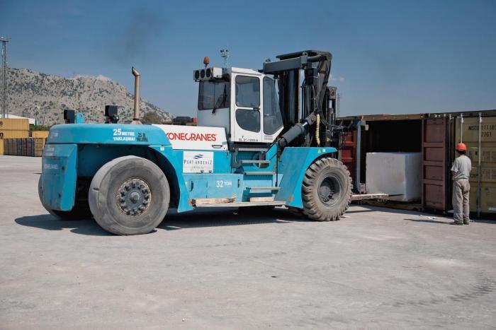 Buy Konecranes Forklift SMV 32-1200 B online