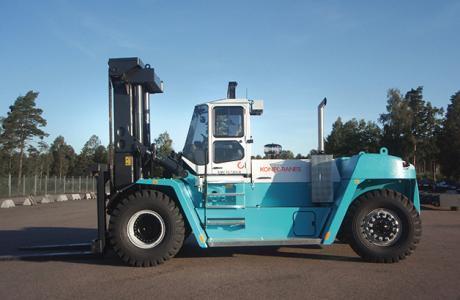 Buy Konecranes Forklift SMV 32-1200 B USA