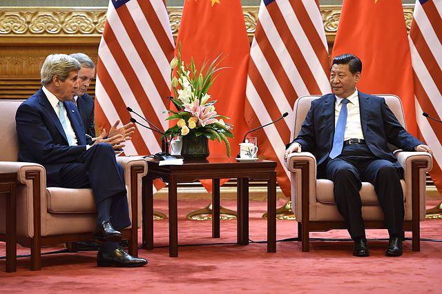 Permanence des objectifs géopolitiques chinois