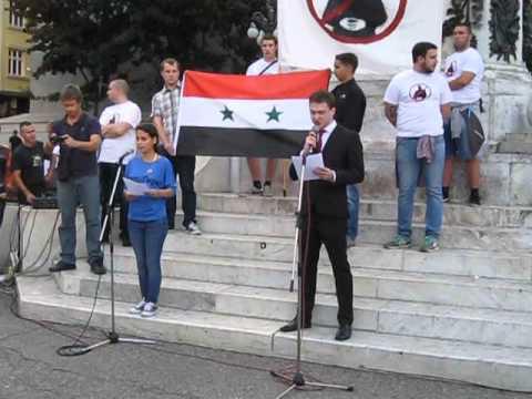 «Ces réfugiés sont de faux Syriens.» Discours d'une Syrienne