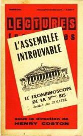 Henry Coston et Lectures Françaises