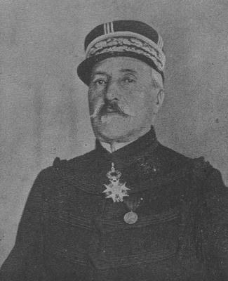 Antilibéral : le Général de Castelnau
