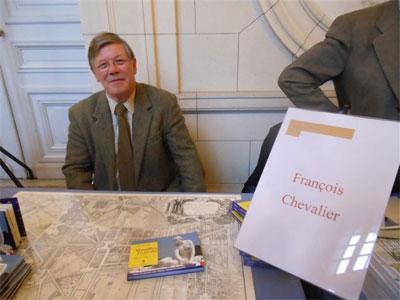 CHEVALIER François