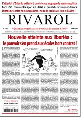 Le combat de Rivarol : 65 ans