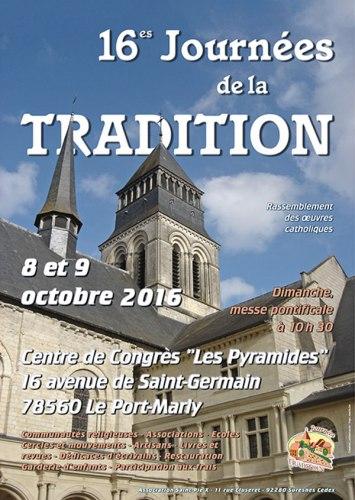 Quinzièmes Journées de la Tradition à Port-Marly