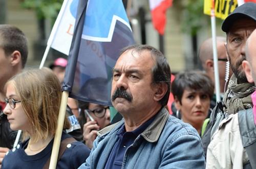 La CGT et Philippe Martinez