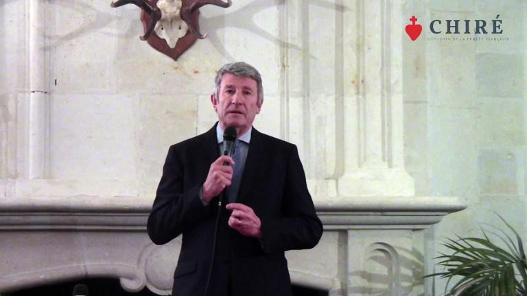 Conférence de Philippe de Villiers: Les Cloches sonneront-elles encore demain?