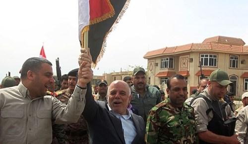 L'effondrement du califat en Irak et en Syrie