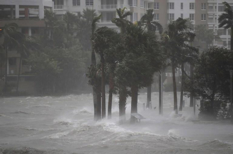 Cyclone, politique et réchauffement
