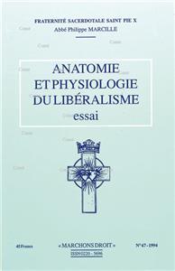 Anatomie et physiologie du libéralisme