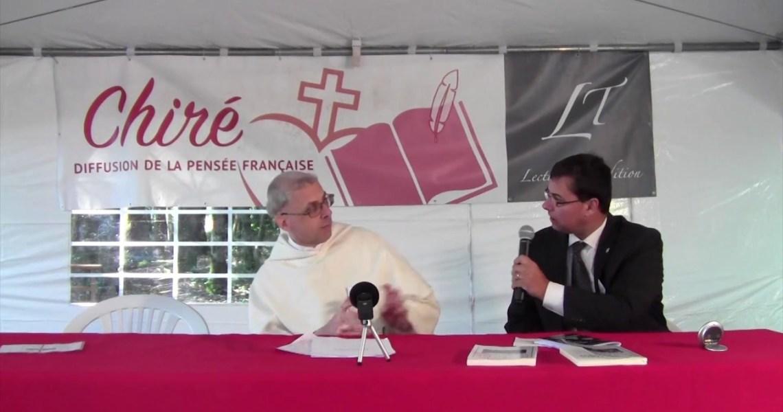 conférence subversion protestante