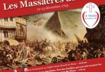 """Marche du Souvenir """"Les Massacres du Mans""""."""