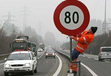 Limitation de vitesse 80