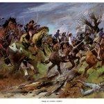 combat vendéen cavaliers