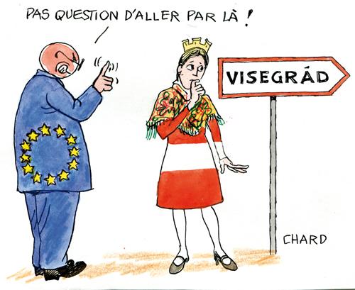 La présidence autrichienne de l'UE veut fermer les frontières