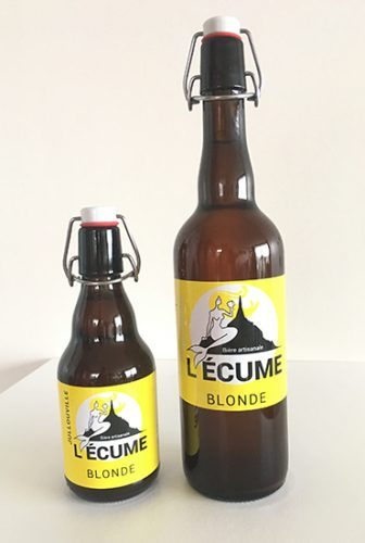 Ecume-blonde