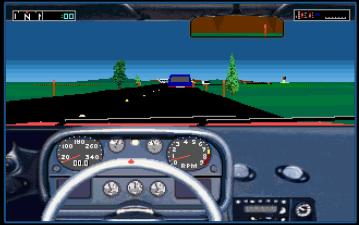 Test Drive III jouable en ligne