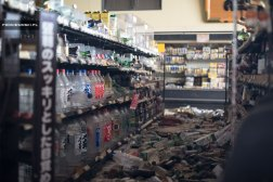 Fukushima 5 ans après - Au supermarché