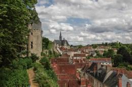 Le château et le village de Montrésor