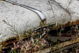 Cimetiere de voitures Peugeot 403
