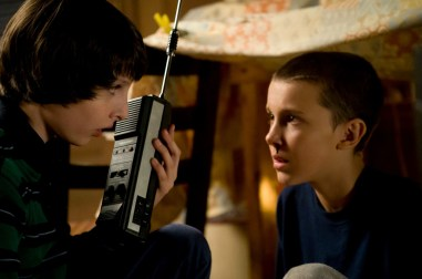 Stranger Things Le talkie walkie