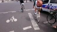 La police squatte un sas vélo