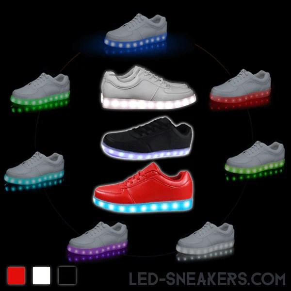 Led Light Sneakers
