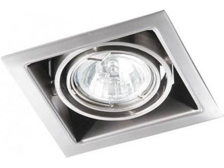 Flash light firkantet spot led