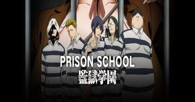 #Kiyoshi se queda solo y #Chiyo jefa del consejo estudiantil final de #PrisonSchool manga 277
