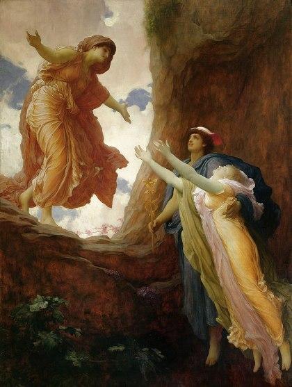 Il ritorno di Persefone di Frederic Leighton (1891)