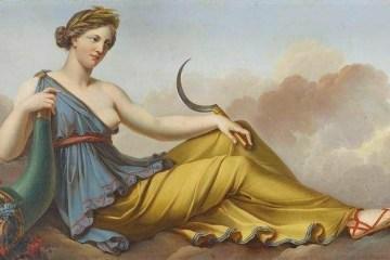 Demetra, la Madre del Grano