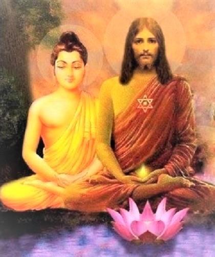 Wesak, l'Unione del Buddha con il Maestro Gesù