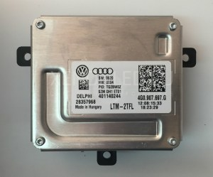 Modul Balast Calculator Lumini de zi LED DRL Delphi 28357968 4G0.907.697.G 4G0907697G 401140244