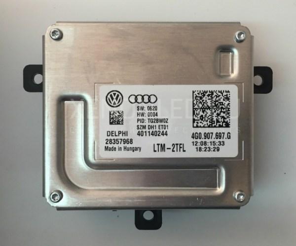 Modul Balast Calculator Lumini de zi LED DRL Delphi 28357968 4G0.907.697.G 4G0907697G 401140244