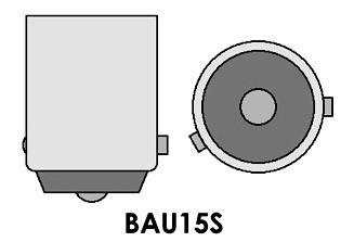 Led 12V auto Galben 30W BAU15S 12V-24V Canbus cu leduri CREE, leduri auto interior / exterior, led pozitie, semnalizare, marsarier, stopuri / frana…