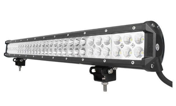 "Bara proiectoare cu Leduri Auto Offroad 180W/12V-24V, 15300 Lumeni, 28""/72 cm, Combo Beam 12/60 Grade cu Leduri CREE XBD"