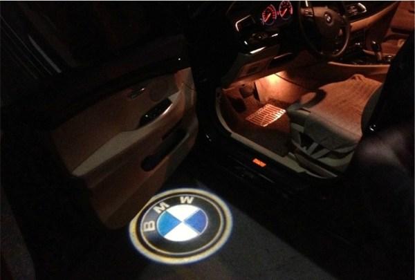 Logo Portiere BMW X3, X4, X5, X6, SERIA 3(F30), 4(F32)