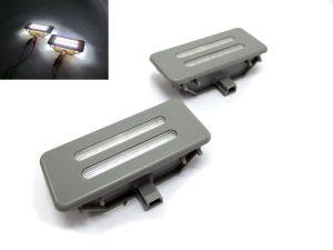 Lampi LED Parasolar BMW Seria 3, 5, 7, X1, X3, X5, X6 CANBUS OEM
