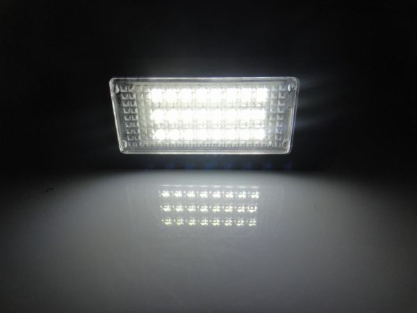 Lampi numar led A4 B5, A3 CANBUS Dedicate OEM