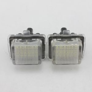 Lampi Numar Led Mercedes W204 Facelift, W205, W218, W207 Coupe CANBUS OEM