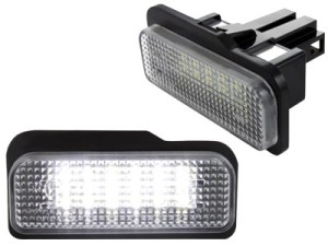 Lampi numar led MERCEDES C W203, W211, W219, R171 CANBUS OEM