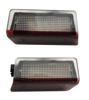 Set Lampi Led Portiere Mercedes-Benz CANBUS OEM