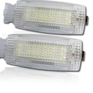 Lampi cu LED Parasolar SKODA, VW, SEAT CANBUS OEM